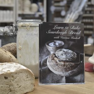 Sourdough at the cake and bake show