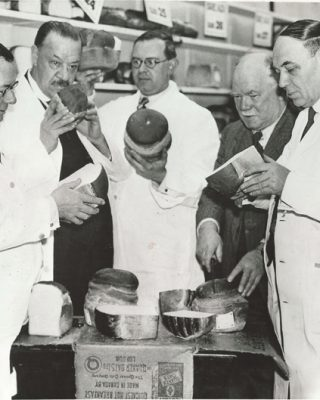 1937 The London Master Bakers Exibition
