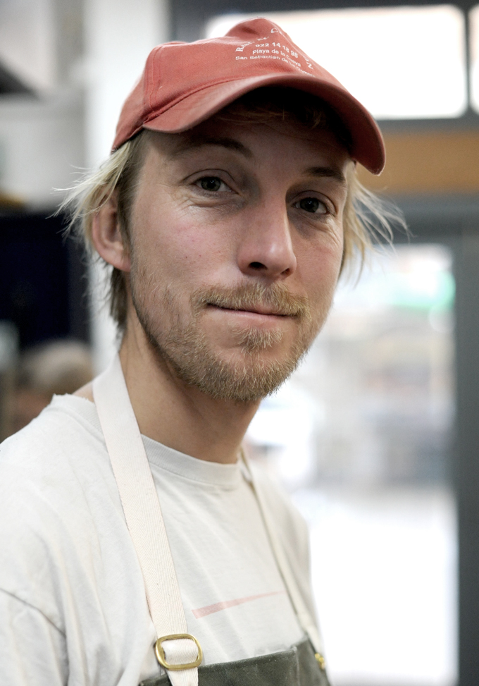 E5 founder Ben Mackinnon