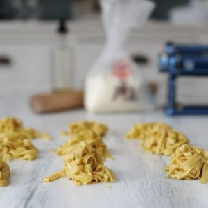 Sourdough Pasta – Tagliatelle