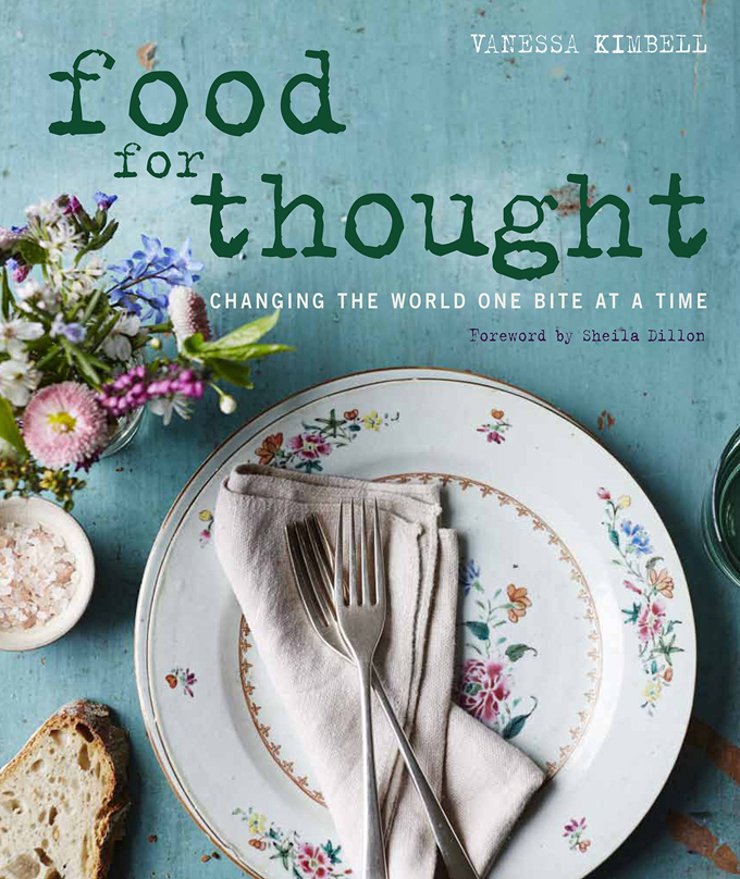 food for though book cover