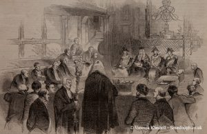 1842 – Corn laws repeal – UK