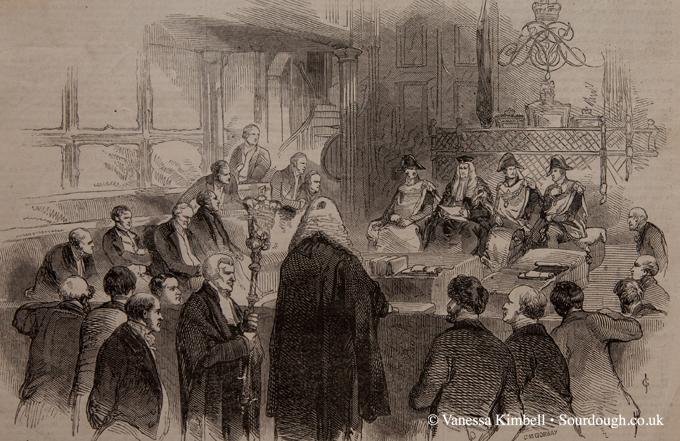 1842 – Corn laws repeal – UK