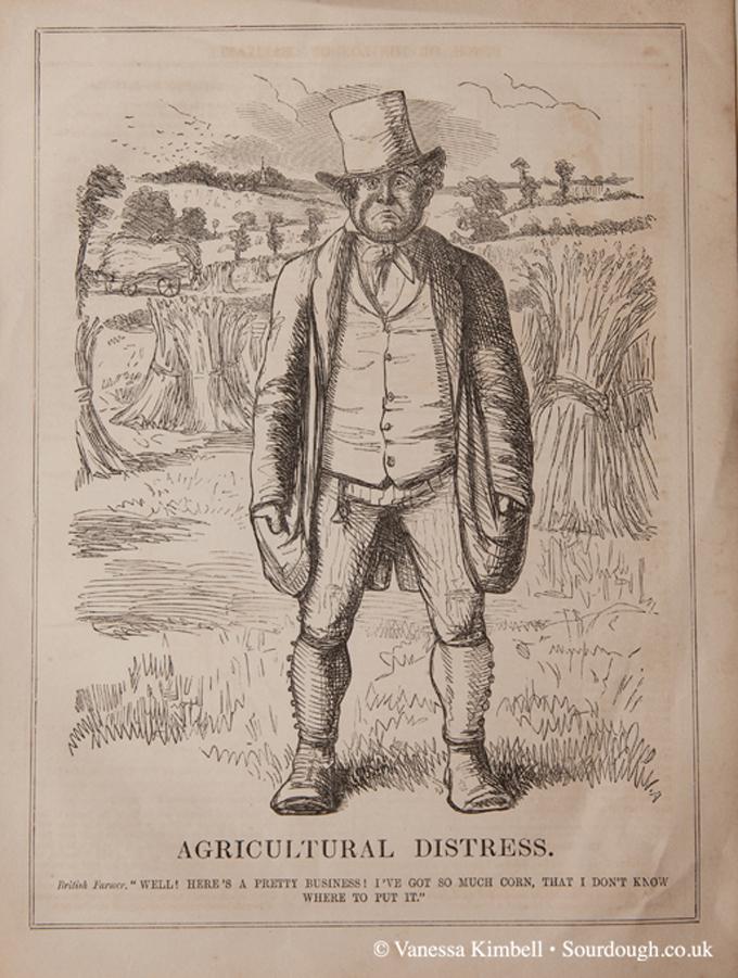1846 – Corn laws – UK