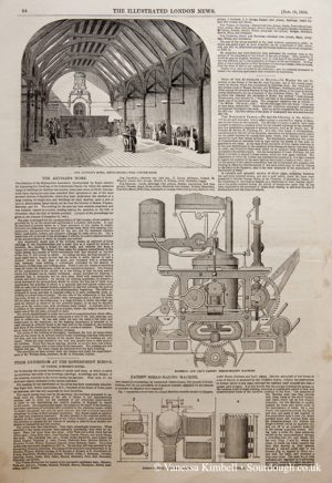 1850 – Miling machine – UK