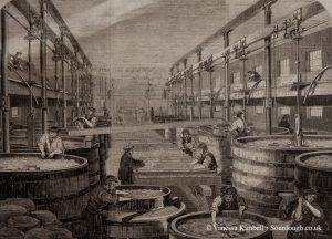 1857 – Flour mill – London