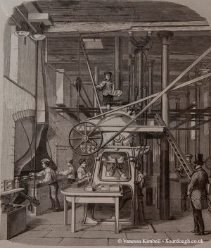 1860 – Bread machine – UK