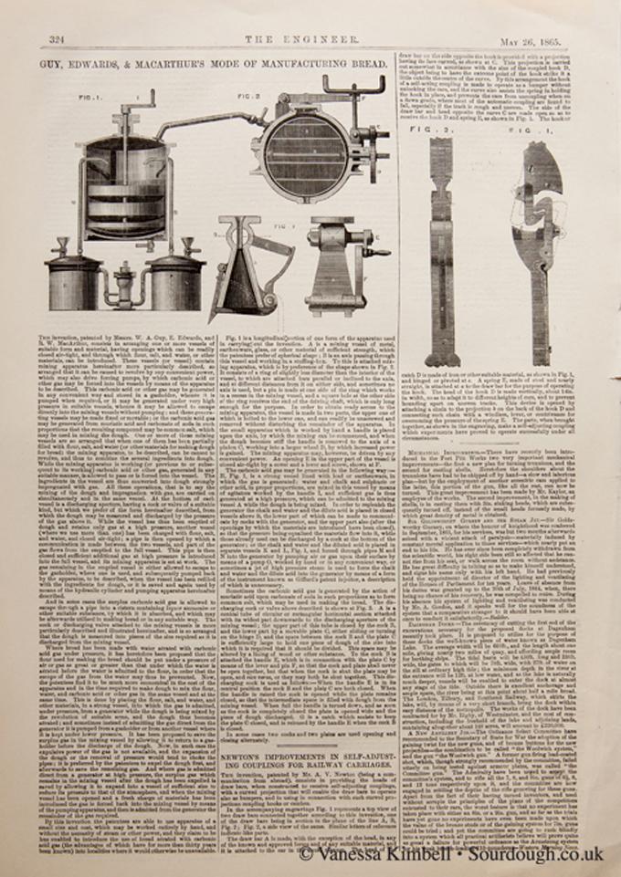 1865 – Milling machinery – UK