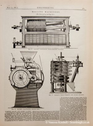 1881 – Milling machine – UK