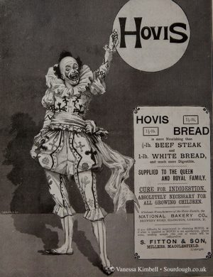 1886 – Advertising Hovis – UK