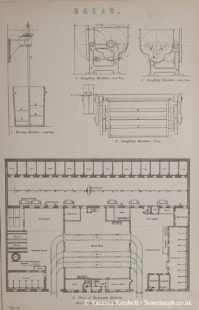 1890 – Hyde Park bakery plan – UK