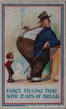 1890 – Bread humour