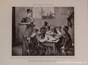 1890 – Bread & soup – Switzerland