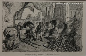 1890 – Pompeii bakery - UK