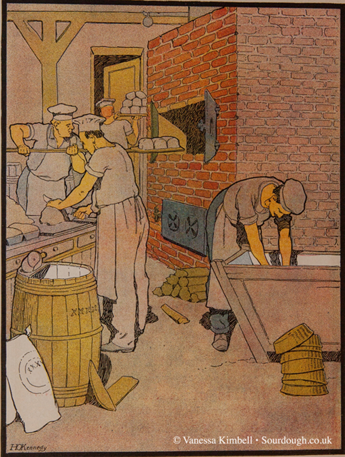 1900 – Bakery – USA