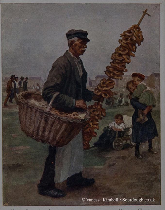 1900 – Pretzels - Germany