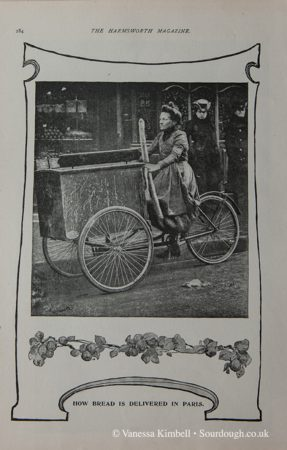 1901 – Baguette delivery – Paris