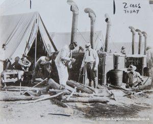 1917 – Military