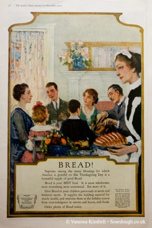 1919 – Bread – USA