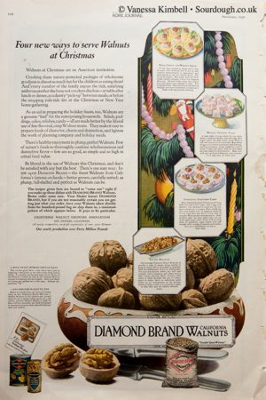 1920 – Walnuts – California