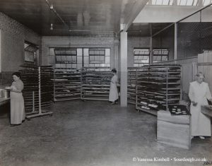 1930 – Indianapolis bakery – USA