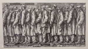1932 – The bread line – UK