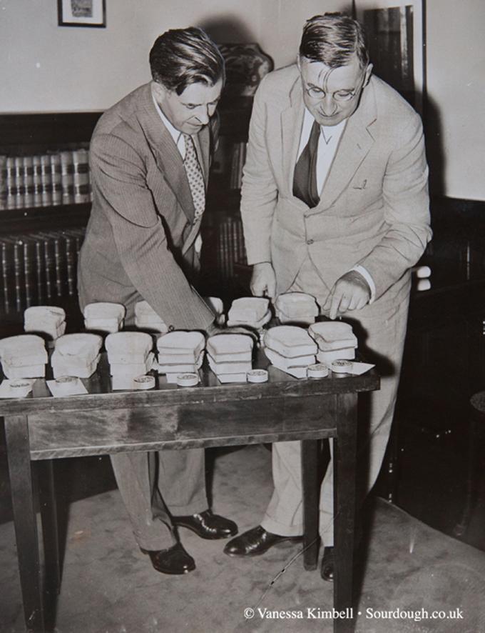 1935 – Bread scientist – USA