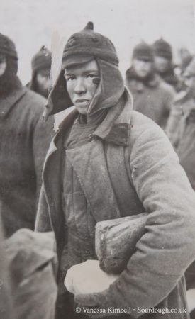 1940 – Bread during Russian war