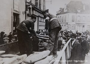 1940 – Bread during the war – France