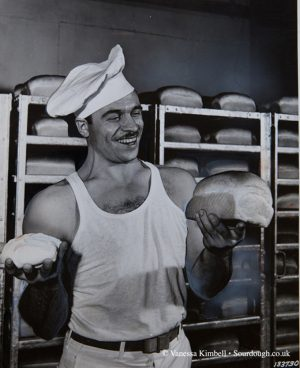 1942 – Military bread - USA