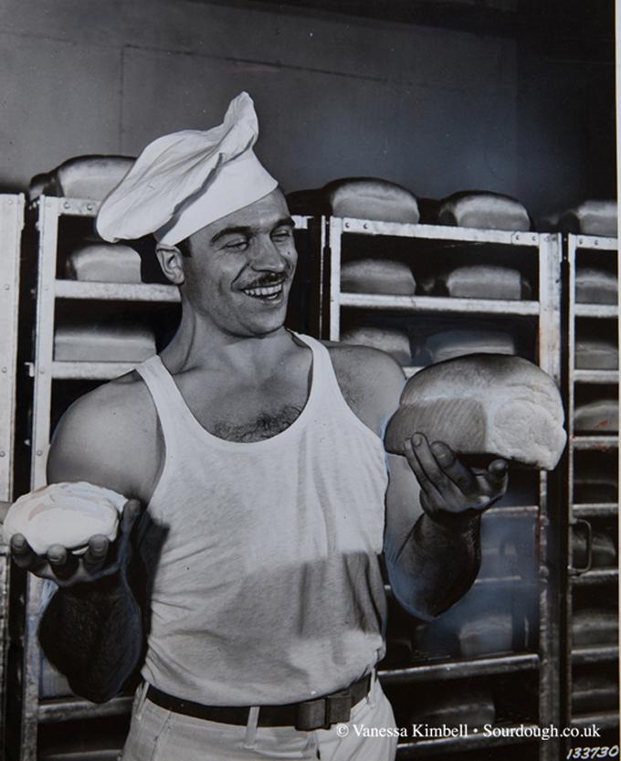 1942 – Military bread - USA