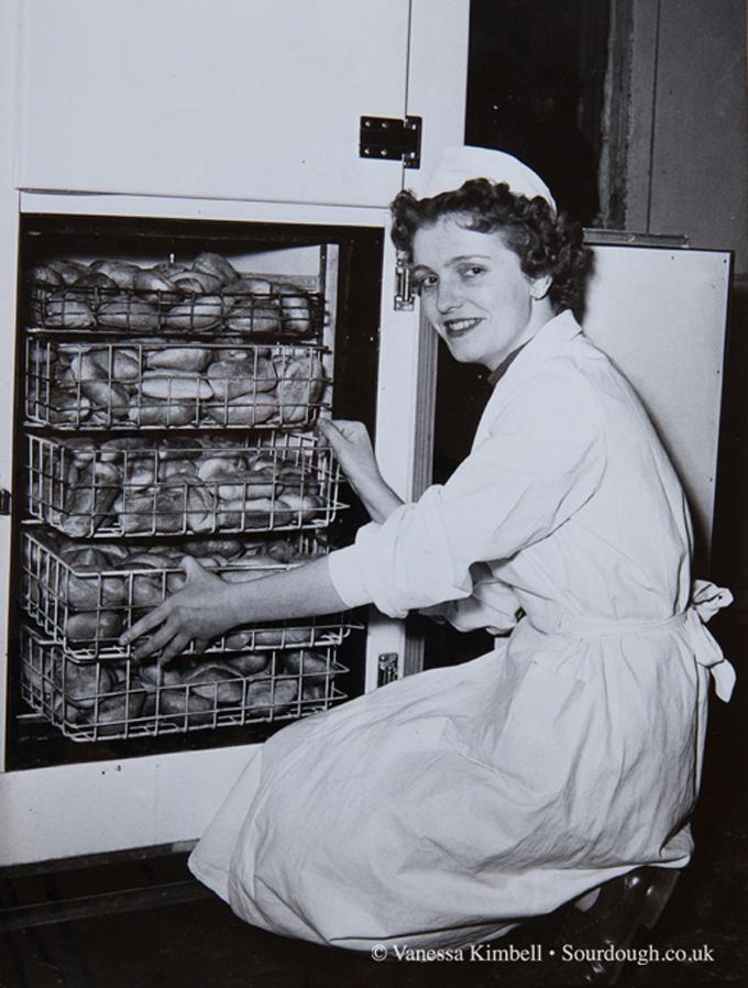 1956 – Bread – Germany