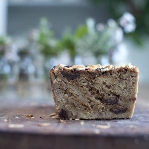 A Recipe for Sourdough Date & Walnut Bread & Butter pudding