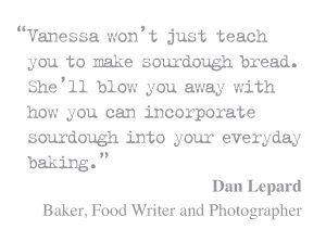 Dan Lepard, Baker