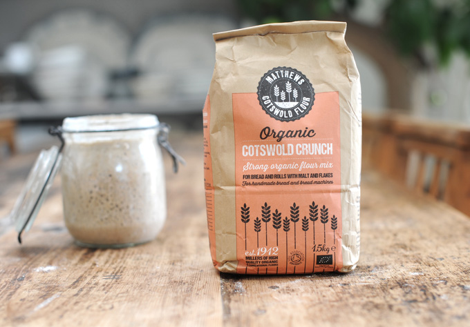 Cotswold crunch flour bag - 680