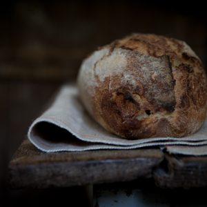 Sourdough olive & herb Batard recipe