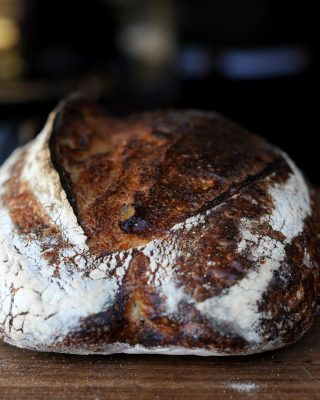 tartine sourdough