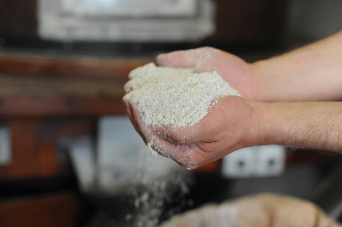 flour sourdough