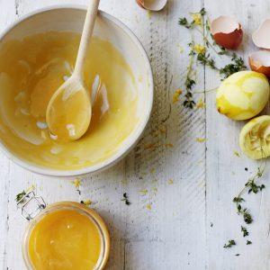 Free-Range Egg Lemon Curd
