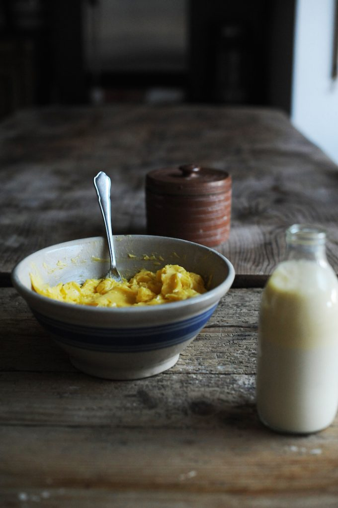 sourdough butter