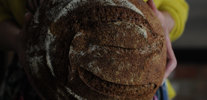 Mungoswells 100% Wholemeal loaf