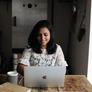 Our Researcher, Dr. Amrita Vijay