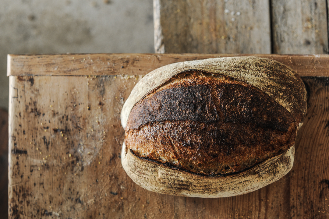 Acrylamide in Sourdough -  Does Baking Your Bread Darker Cause Cancer?