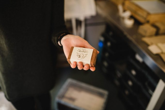 Sourdough Soap & protecting bakers' hands
