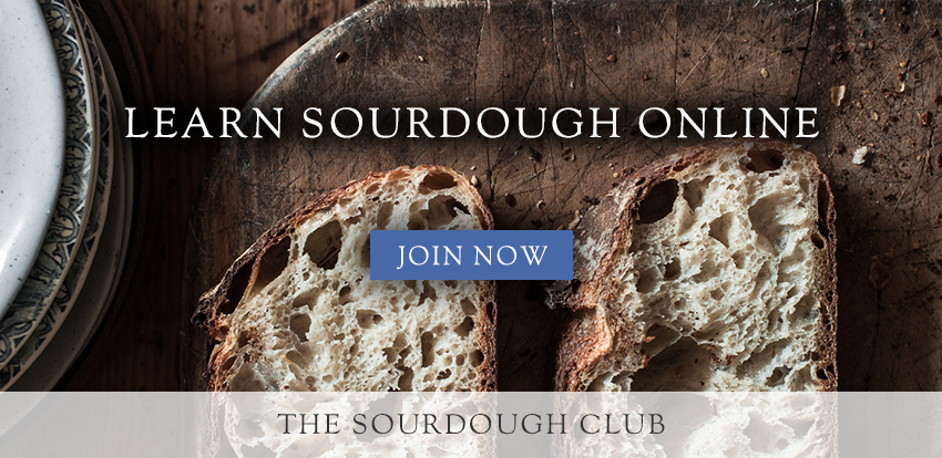 sourdough baking video tutorials