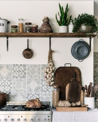 The Sourdough School Kitchen