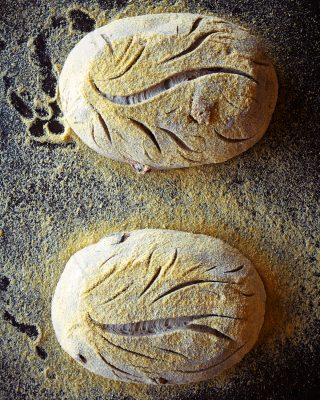 Classic Kibbled Rye & Wild Cherry Sourdough – Summer
