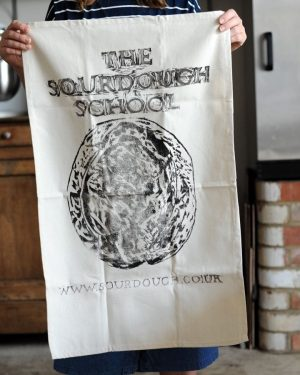 Sourdough School bread towel