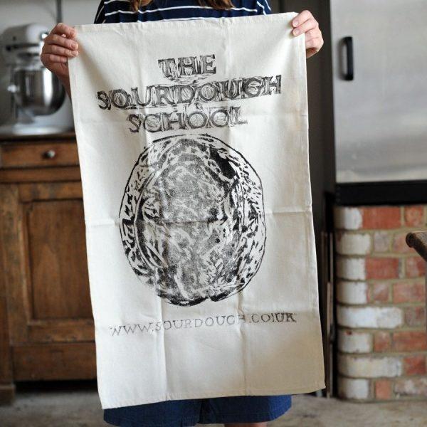 Sourdough School bread towel