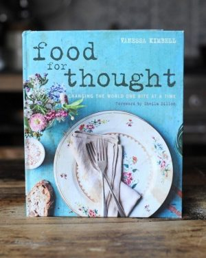 Food for Thought by Vanessa Kimbell